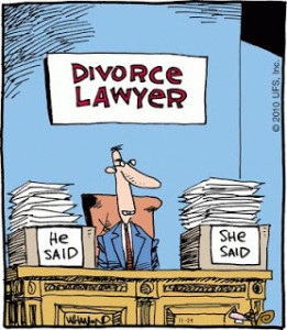 divorce lawyer